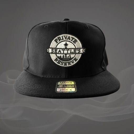 Snapback Hat Seattle's Private Reserve